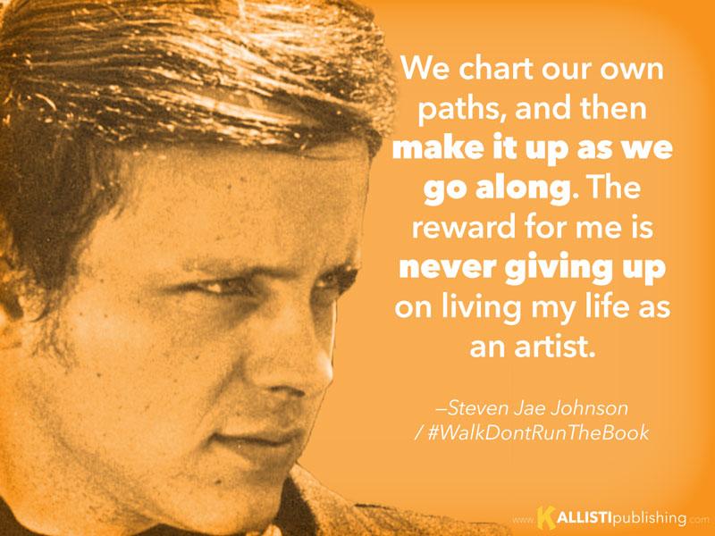 We Chart Our Paths - Rusty Johnson - Walk, Don't Run